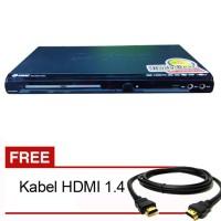 DVD PLAYER GMC HDMI MURAH BERKUALITAS GARANSI 1TH