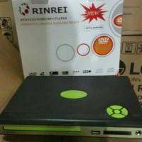 DVD / VCD / CD / MP3 / MP4 Player /USB/ Digital Karaoke - RINREI DRN