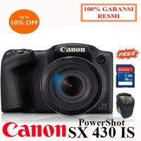 camera canon ps sx430