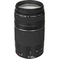 lensa canon 75-300 lll
