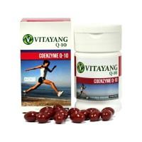 Vitayang Coenzyme Q10 30softgels kkindonesi