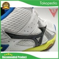 Sepatu Badminton Volly Running - Mizuno Wave Twister 4 #V1Ga157008 -