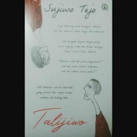 Talijiwo   Sujiwo Tejo   buku sastra