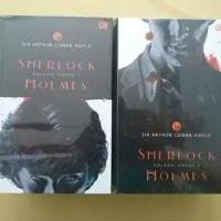 Paket Buku Sherlock Holmes Koleksi Kasus 1 & 2 Sir Arthur Conan Doyle