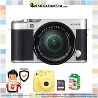Best Quality Fujifilm / Fuji X-A3 / XA3 Kit 16-50mm Kamera Mirrorless