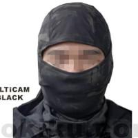 HOT SALE Balaclava ACM Quick Dry - Multicam Black