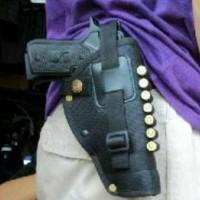 HOT SALE Holster / Sarung Pistol pinggang