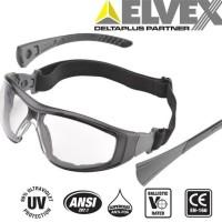 HOT SALE ELVEX GG-45C-AF - GOGGLE / KACAMATA SAFETY / SEPEDA / AIRSOFT