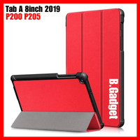 Book Cover Smart Case Samsung Tab A 8 Inch 2019 P200 P205 S Pen OEM
