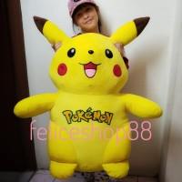 boneka pokemon pikachu super besar jumbo