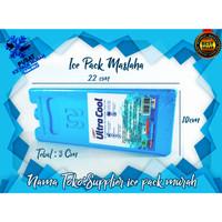 Blue Gel Ice Pack/pendingin air cooler/Pembeku ice cream