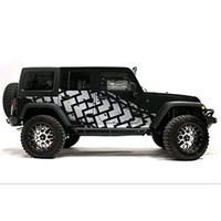 promo stiker sticker list stripe mobil jeep stiker bodi jeep