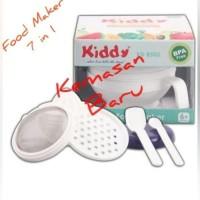 Kiddy Baby Food Maker 7 in 1 Set / Kiddy Food Maker 7 in 1