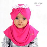 Hijab Anak Balita Kekinian - Edeline Hijab - Hijab Simple Anak 1-2thn
