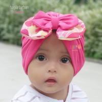 Turban Anak Balita - Hagia Turban - Turban Kombinasi - 0-2thn