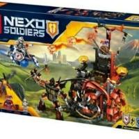 lego brick lele 79240 nexo soldiers