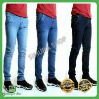 celana jeans pria pensil skinny mellar