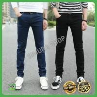 celana jeans pensil skinny panjang pria levis jeans sterts