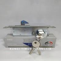 Kunci pintu sliding mico aluminium kecil 5423