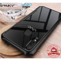 [iPaky] Case Vivo V9 Soft Bumper Transparent Clear Original