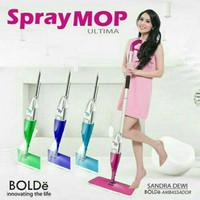 Spray Mop Ultima BOLDe ORIGINAL Alat Pel Lantai Otomatis Pengepel Pel