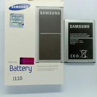 Baterai original100% samsung Galaxy J1 Ace/J110 segel SIEN