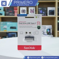 SanDisk Dual Drive USB Type-C 32GB Flash Disk