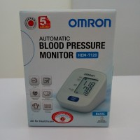 Tensimeter Digital Omron HEM-7120 (Blood Pressure Monitor)