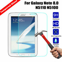 TEMPERED GLASS SAMSUNG GALAXY NOTE 8 ( GT N5100 )