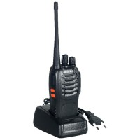 OUTDOOR Walkie Talkie HT Security Single Band 16CH UHF Baofeng   Sente