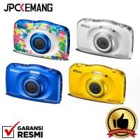 Nikon Coolpix W100 Garansi Resmi
