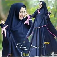 Gamis Syari Wanita Muslim Muslimah Dress Maxi Gaun Jubah Fashion Cewek