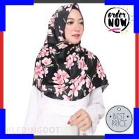 Grosir AB Agen Baju Official Shop - sakura pasmina motif bunga Keren