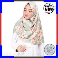 Terlaris AB Agen Baju Official Shop - sakura pasmina motif bunga