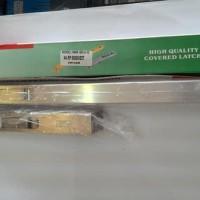 SELOT PINTU 2 / GRENDEL TANAM ATAS BWH IGM UK : 6 + 12 INCH Diskon