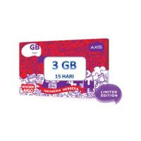 Voucher Axis MINI AIGO 3 GB 15 Hari 24 JAM