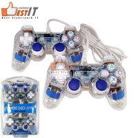 Gamepad Double Getar Transparant Welcom