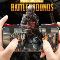 PUBG MOBILE Controller Android & iOS Gamepad with L1R1 Button #JL01D9