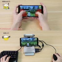 Gamepad X1 BattleDock Converter Keyboard and Mouse Adapter FPS PUBG