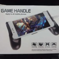 Gamepad Game Handle Controller Gaming Grip Holder Mobile Phone Stand -