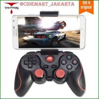 Gamepad Bluetooth PUBG MOBILE LEGEND Controller for Android Terios T3