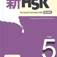 HOT SALE Buku HSK - Kumpulan Soal HSK 5 Vol.1 Terjarmin