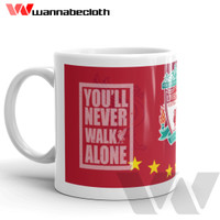 Mug Gelas Mug Keramik Souvenir Bola Liverpool Berkualitas