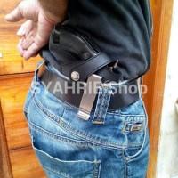 HOT SALE holstet kulit / sarung pistol / revolver