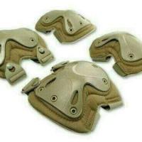 HOT SALE kneepad knee pad pelindung siku Tactical Army Outdoor