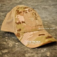 HOT SALE Topi Tactical Warchief Military Outdoor Airsoft Cap Velcro