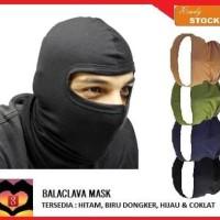 HOT SALE GROSIR Masker Balaclava Topeng Ninja / Masker SWAT / Masker