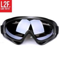 HOT SALE Kacamata Google Airsoft Motor / Goggles Glasses anti static