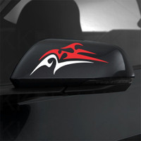 Cutting Sticker Mobil Tribal Variasi Racing Stiker Sticker Spion Mobil