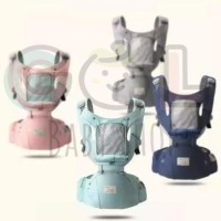 GENDONGAN BAYI BABY CARRIER 4 SEASON 11IN1 HIPSEAT CARRIER AIEBAO 6636
